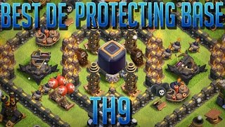 Download The BEST Dark Elixir Protecting Base 2018 -TH9 With PROOF - CLASH OF CLANS Video