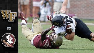 Download Wake Forest vs. Florida State Football Highlights (2018) Video
