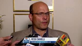Download RAW | Peter Chiarelli Draft Media Availability Video