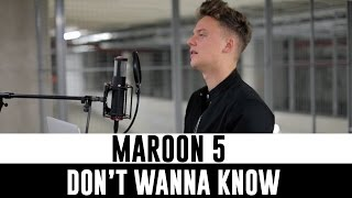Download Maroon 5 - Don't Wanna Know ft. Kendrick Lamar Video
