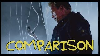Download Terminator: Genisys Trailer - Homemade Side by Side Comparison Video