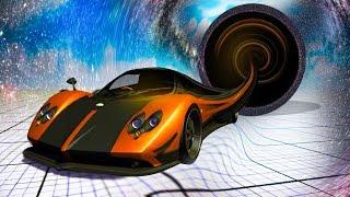 Download CAR vs. BLACK HOLE! (BeamNG.drive) Video