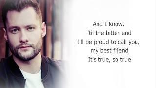 Download Calum Scott - Only You (Lyrics) Video