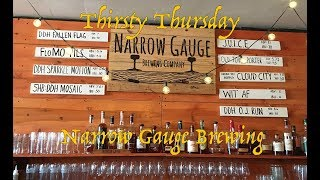 Download Thirsty Thursday - Narrow Gauge Brewing Video