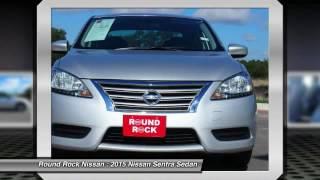 Download 2015 Nissan Sentra Round Rock TX FL659846 Video