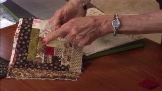 Download Lessons with Eleanor Burns - Using the Log Cabin Die Video