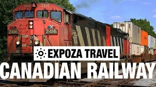 Download Canadian Railway Vacation Travel Video Guide Video