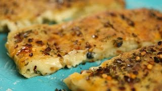 Download Garlic Bread Recipe | Stuffed Garlic Bread | Cheesy Garlic Bread Recipe | Recipe By Upasana Video