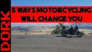 Download Five Ways Motorcycling Will Change You Video