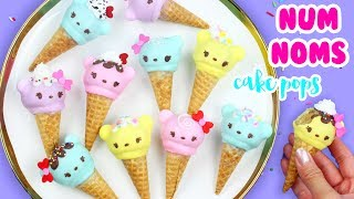 Download How to Make Num Noms Cake Pops! Video
