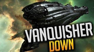 Download FIRST Vanquisher down (413bil) EVE Online Video