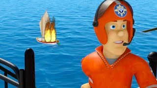 Download Fireman Sam US New Episodes | Castle in the air - Season 10 Best Saves 🚒 🔥 Cartoons for Children Video