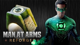 Download Green Lantern Power Ring - MAN AT ARMS: REFORGED Video