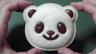 Download White Bread Panda Sandwich Video