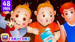 Download ChuChu TV Nursery Rhymes - US Version Vol.2   Johny Johny Yes Papa Part 1, Part 2 & More Kids Songs Video