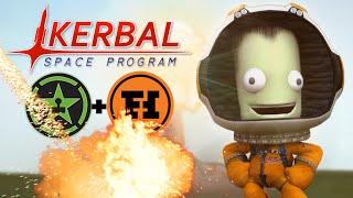 Download SPACE RACE - Kerbal Space Program Gameplay Video