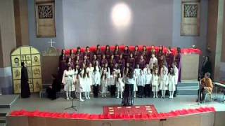 Download КО УДАРА ТАКО ПОЗНО / Pesma o Svetom Savi - Dečija Crkvena Pevačka Družina BRANKO Video