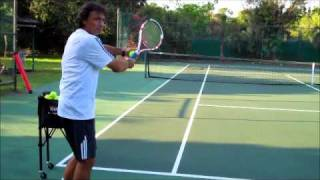 Download The Fundamentals of Teaching the Forehand Video