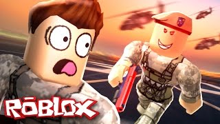 Download Roblox Adventures / Army Training Obby / Escaping the Evil Military Base! Video