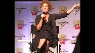 Download Alex Kingston reaction finding out Jodie Whittacker is the 13th Doctor Video