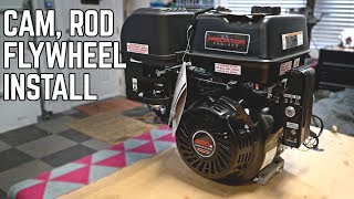 Download Predator 420cc Stage 2 Build Pt. 1 | Cam, Rod, Flywheel, & Etc! Video