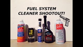 Download Do Fuel System Cleaners Actually Really Work? BG 44K vs Lucas vs Berrymans B-12 vs Seafoam Techron Video