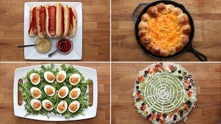 Download 4 Easy Halloween Appetizers Video