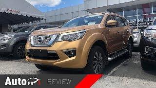 Download 2018 Nissan Terra VL 4X4 - Exterior & Interior Review (Philippines) Video