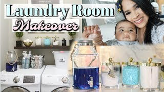 Download Laundry Room Organization - A Day In My Life! MissLizHeart Video