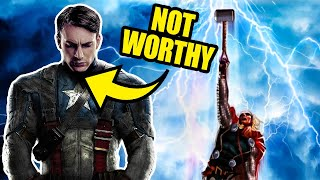 Download The Dark Reason Captain America REALLY Can't Lift Mjolnir Video
