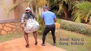 Download KOZY G ″KOKOSA″ WITH KING KONG MC OF UGANDA AND COAX DANCING Video