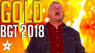 Download TOP 5 GOLDEN BUZZERS on Britain's Got Talent 2018 | Got Talent Global Video
