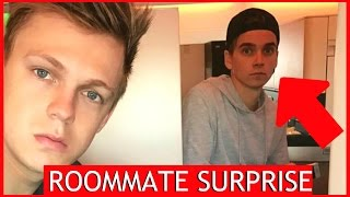Download FAMOUS NEW ROOMMATE SURPRISE Video