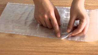 Download How to Inflate Air Column Cushion Bag Video