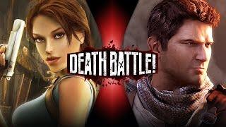 Download Lara Croft VS Nathan Drake (Tomb Raider VS Uncharted) | DEATH BATTLE! Video