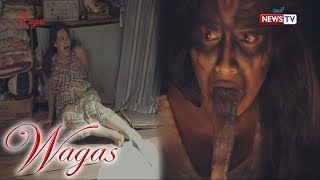 Download Wagas: Married couple elopes to a place where 'manananggal' exists (full episode) Video