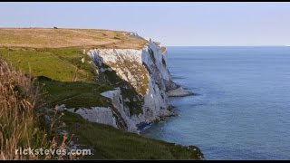 Download Dover, England: Historic Castle and White Cliffs Video