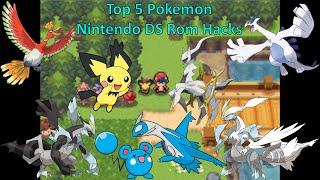 Download Top 5 Pokemon Nintendo DS Rom Hacks Video