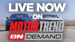 Download TEASER: 2017 Chevrolet Camaro ZL1 vs. 2017 Ford Shelby Mustang GT350R - Head 2 Head Ep. 90 Video