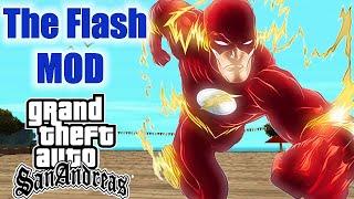 Download THE FLASH MOD - MOD SENSACIONAL - GTA SAN ANDREAS Video
