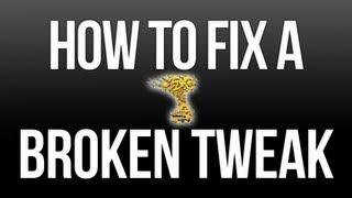 Download How To Remove Broken Tweaks Video