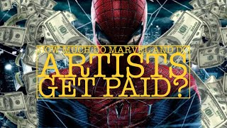 Download THE TRUTH: HOW MUCH DO MARVEL AND DC ARTISTS GET PAID? Video