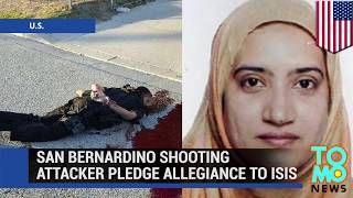 Download ISIS pledge: Tashfeen Malik declared allegiance to group before attack Video
