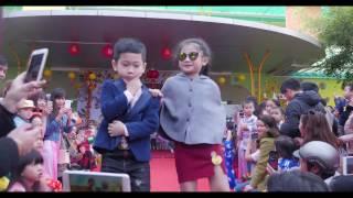 Download Biểu Diễn Thời Trang - Liên Khối - Hội Hoa Xuân 2017 - Mầm Non Hoa Sen Buôn Ma Thuột Video