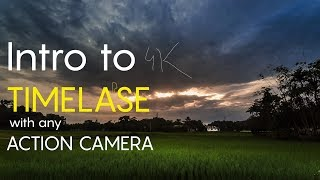 Download The Best Settings for 4K Timelapse with 2K Yi Action Cameras Video