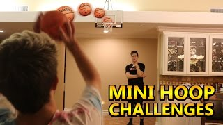 Download EXTREME MINI BASKETBALL CHALLENGES!! Video