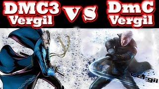 Download SamD DmC: Devil May Cry - DMC3 Vergil vs DmC Vergil - Moves and Animations Comparison Video