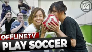 Download DID HE BREAK HIS NOSE?!? STREAMERS PLAY SOCCER ft. SCARRA, POKIMANE, LILYPICHU, FEDMYSTER & MORE Video