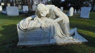 Download Brookwood cemetery 1852 Dark Sanctuary The Omen film location Video