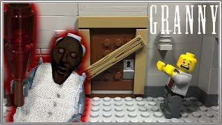 Download LEGO Мультфильм Granny / Horror game Granny / LEGO Stop Motion Video